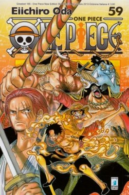ONE PIECE NEW EDITION 59