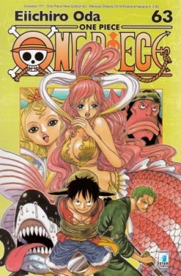 ONE PIECE NEW EDITION 63