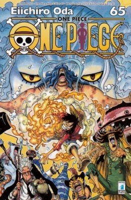 ONE PIECE NEW EDITION 65