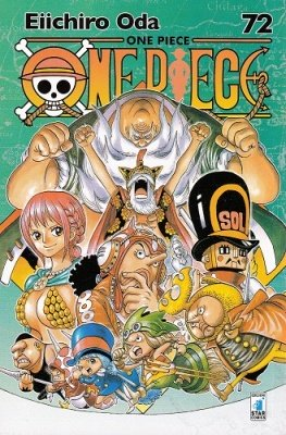 ONE PIECE NEW EDITION 72
