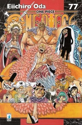 ONE PIECE NEW EDITION 77