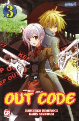 OUT CODE 3