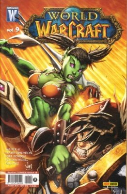 PANINI COMICS MEGA 9 - WORLD OF WARCRAFT 9