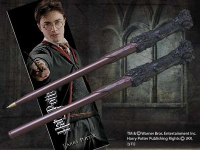 PENNA + SEGNALIBRO HARRY POTTER
