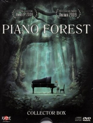 PIANO FOREST COLLECTOR BOX DVD + CD