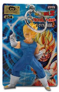 PORTACHIAVI DRAGON BALL Z VEGETA SUPER SAIYAN