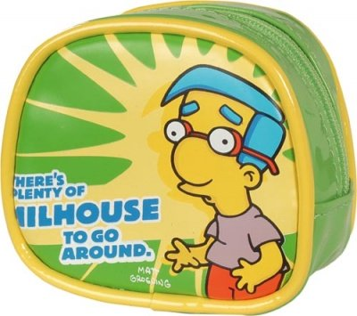 PORTAMONETE MILHOUSE - I SIMPSONS
