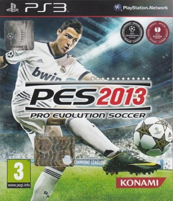 PRO EVOLUTION SOCCER 2013 PS3 USATO GARANTITO