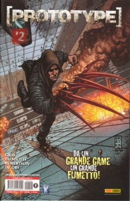 PROTOTYPE 2 (DI 3) - PANINI COMICS MIX 4