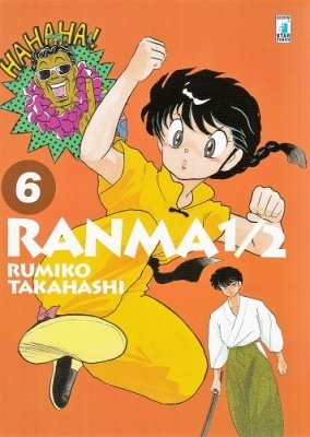 RANMA 1/2 NEW EDITION 6