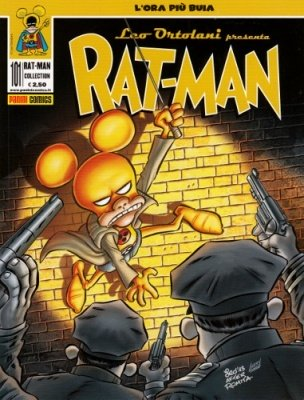 RAT-MAN COLLECTION 101