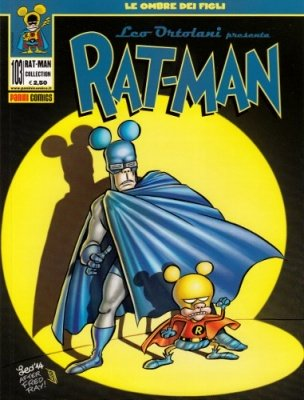 RAT-MAN COLLECTION 103