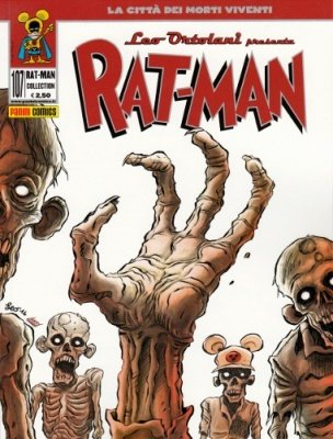 RAT-MAN COLLECTION 107