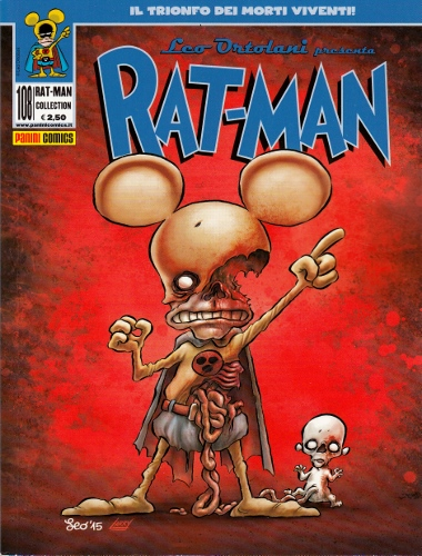RAT-MAN COLLECTION 108
