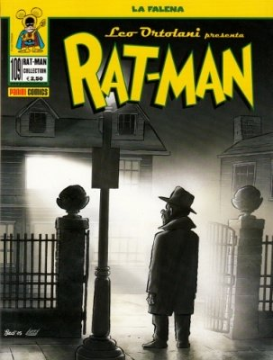 RAT-MAN COLLECTION 109
