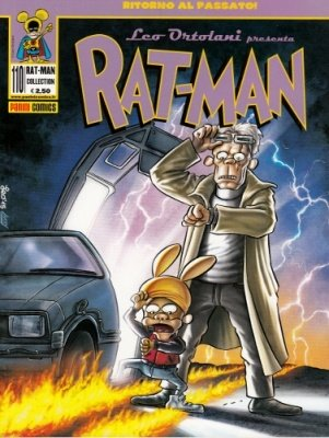 RAT-MAN COLLECTION 110
