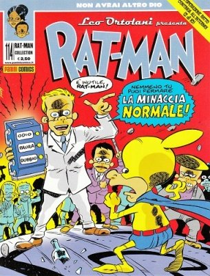 RAT-MAN COLLECTION 114