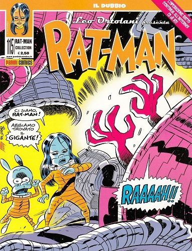 RAT-MAN COLLECTION 115
