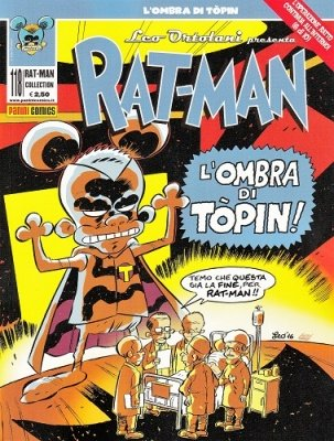 RAT-MAN COLLECTION 118