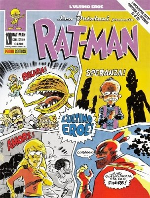 RAT-MAN COLLECTION 120