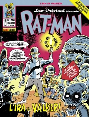RAT-MAN COLLECTION 121