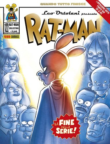 RAT-MAN COLLECTION 122