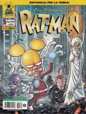 RAT-MAN COLLECTION 96