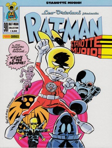RAT-MAN COLLECTION 98