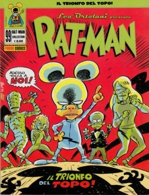 RAT-MAN COLLECTION 99
