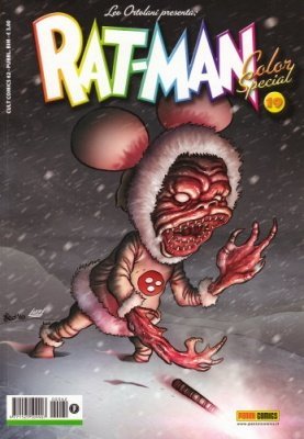 RAT-MAN COLOR SPECIAL 19