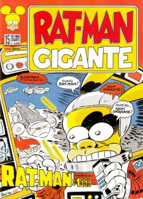 RAT-MAN GIGANTE 15