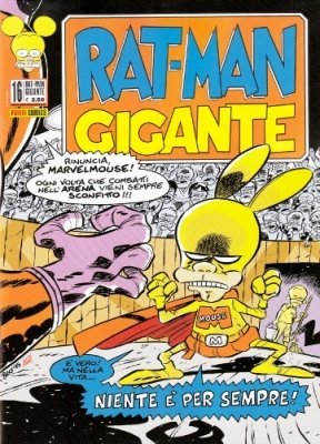 RAT-MAN GIGANTE 16