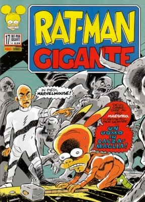 RAT-MAN GIGANTE 17