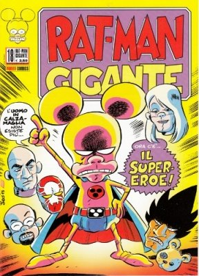 RAT-MAN GIGANTE 18