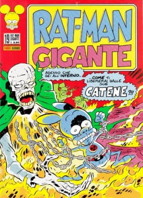 RAT-MAN GIGANTE 19