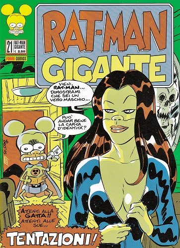 RAT-MAN GIGANTE 21