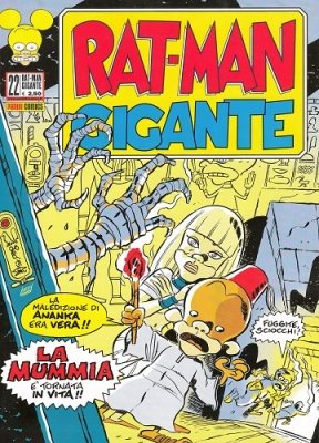 RAT-MAN GIGANTE 22