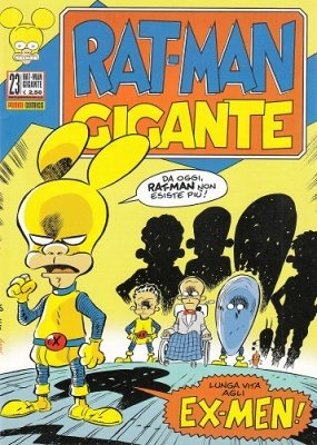 RAT-MAN GIGANTE 23