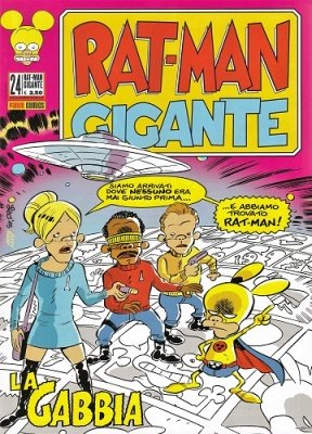 RAT-MAN GIGANTE 24