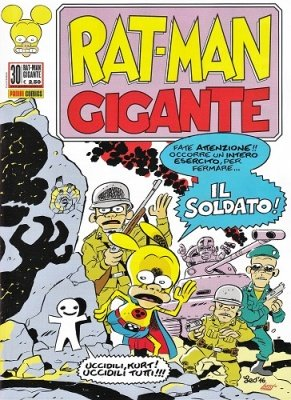 RAT-MAN GIGANTE 30