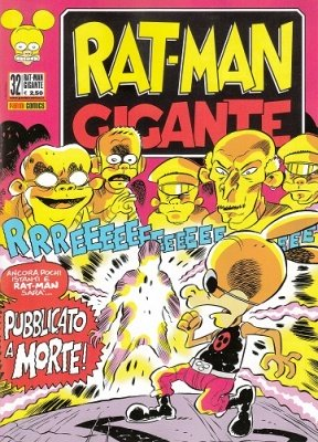 RAT-MAN GIGANTE 32