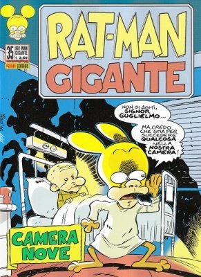 RAT-MAN GIGANTE 35