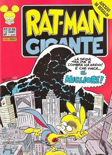 RAT-MAN GIGANTE 37