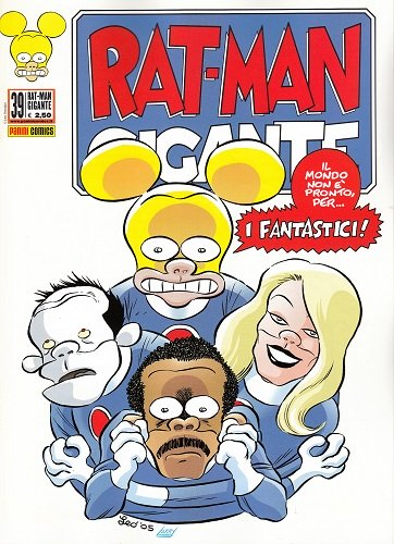 RAT-MAN GIGANTE 39