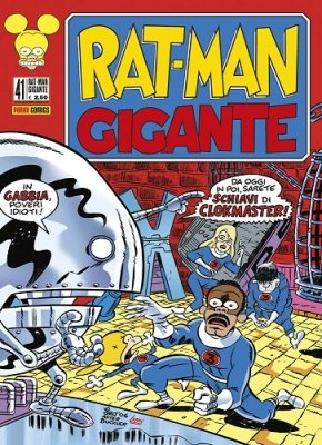 RAT-MAN GIGANTE 41