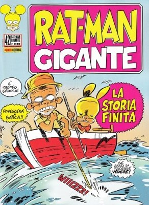 RAT-MAN GIGANTE 42