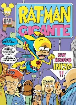 RAT-MAN GIGANTE 43