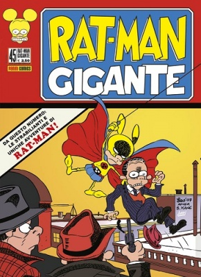 RAT-MAN GIGANTE 45