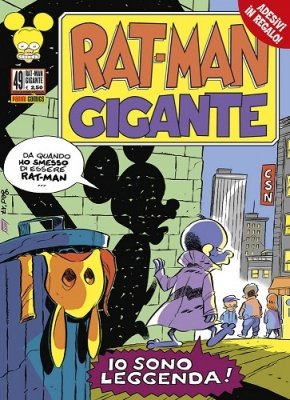 RAT-MAN GIGANTE 49