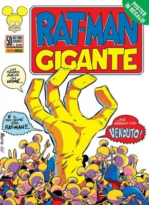 RAT-MAN GIGANTE 50